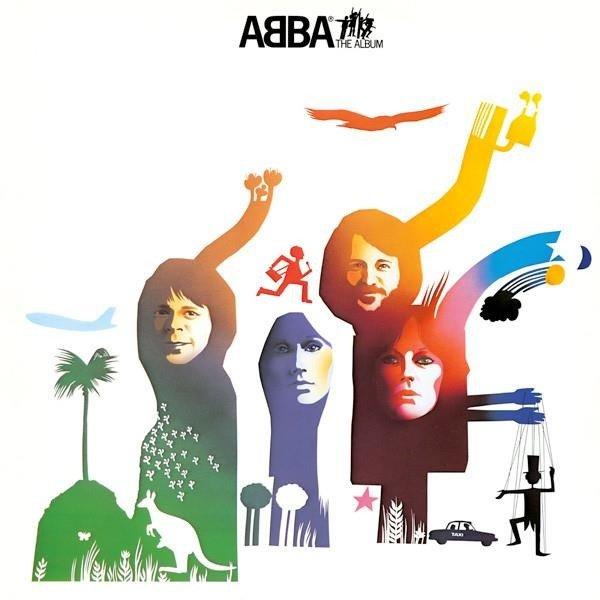 ABBA Album LP
