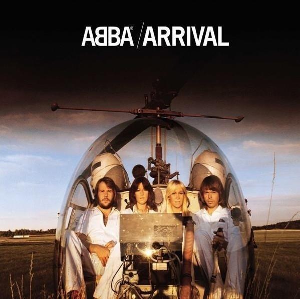 ABBA Arrival LP