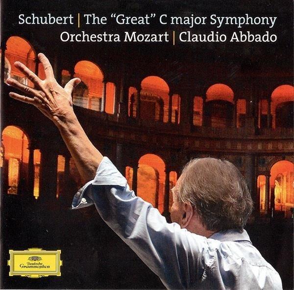 ABBADO, CLAUDIO Schubert The Great C Major Symhpony 2LP