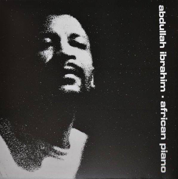 ABDULLAH IBRAHIM African Piano (REEDYCJA) LP