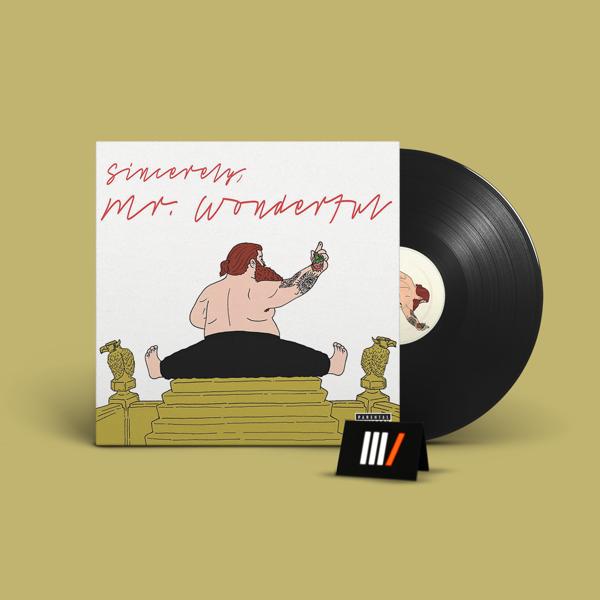 ACTION BRONSON Mr. Wonderful LP