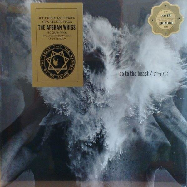 AFGHAN WHIGS, THE Do To The Beast 2LP