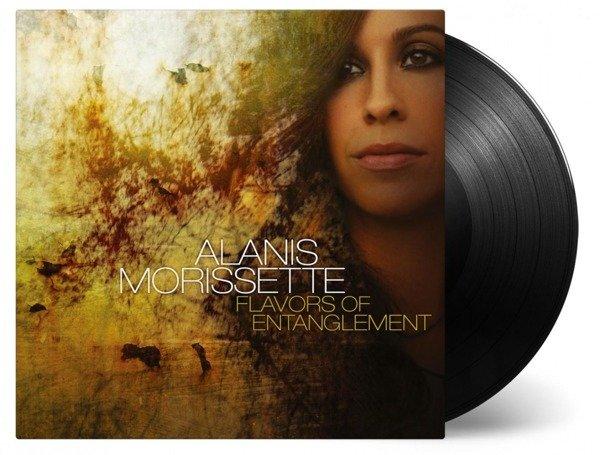 ALANIS MORISSETTE Flavors of Entanglement LP
