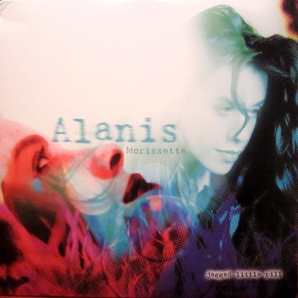 ALANIS MORISSETTE Jagged Little Pill LP