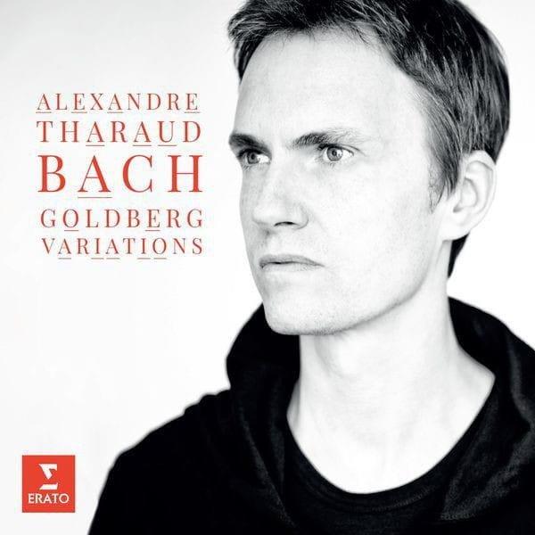 ALEXANDRE THARAUD Bach: Goldberg Variations LP