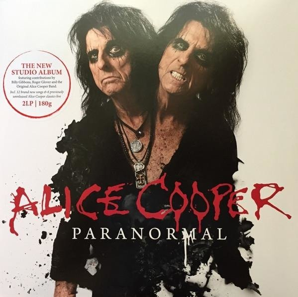 ALICE COOPER Paranormal 2LP