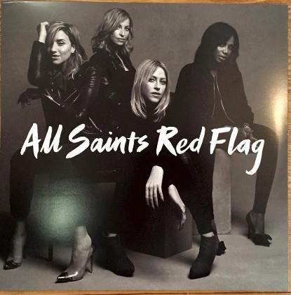 ALL SAINTS Red Flag LP