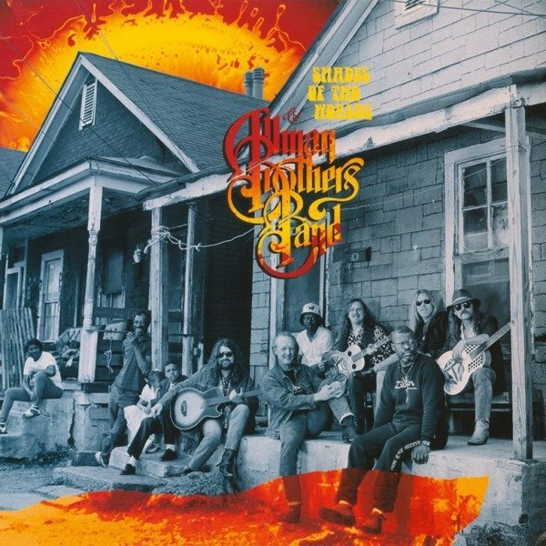 ALLMAN BROTHERS BAND Shades of Two Worlds LP