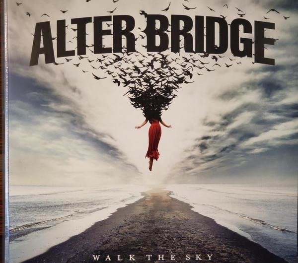 ALTER BRIDGE Walk The Sky Black 2LP