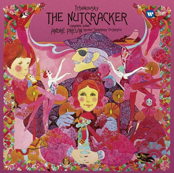 ANDRE PREVIN Tchaikovsky: The Nutcracker 2LP