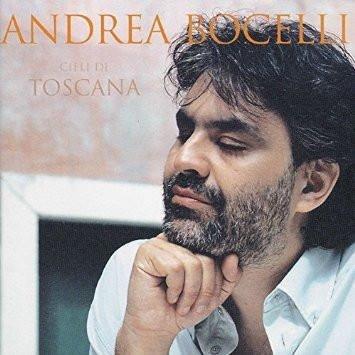 ANDREA BOCELLI Cieli Di Toscana  2LP