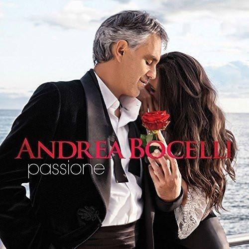 ANDREA BOCELLI Passione  2LP
