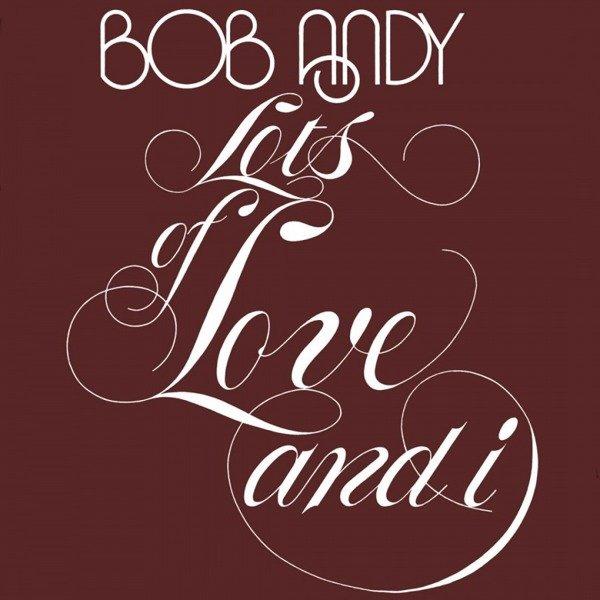 ANDY, BOB Lots of Love and I LP ORANGE VINYL