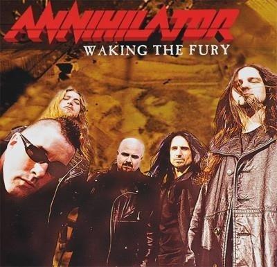 ANNIHILATOR Waking The Fury LP