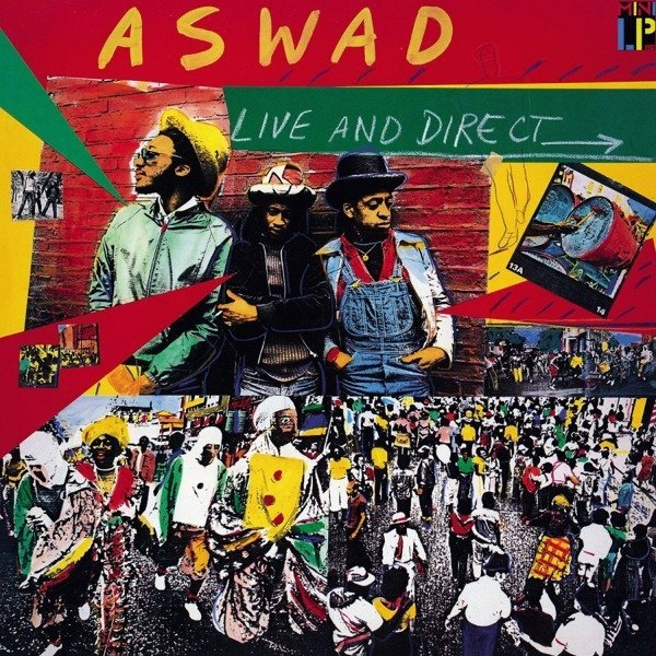 ASWAD Live and Direct LP
