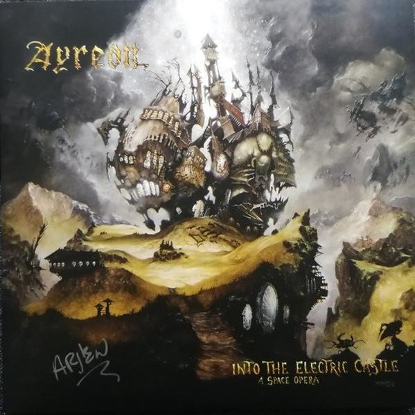 AYREON Into The Electric Castle 3LP