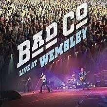 BAD COMPANY Live at Wembley 2LP