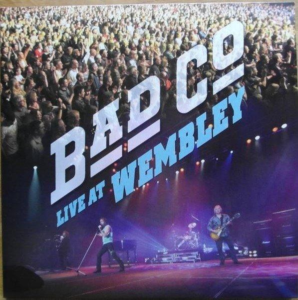 BAD COMPANY Live at Wembley 2LP + CD