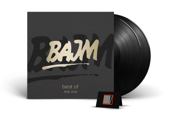 BAJM Best Of 1978-2018 2LP