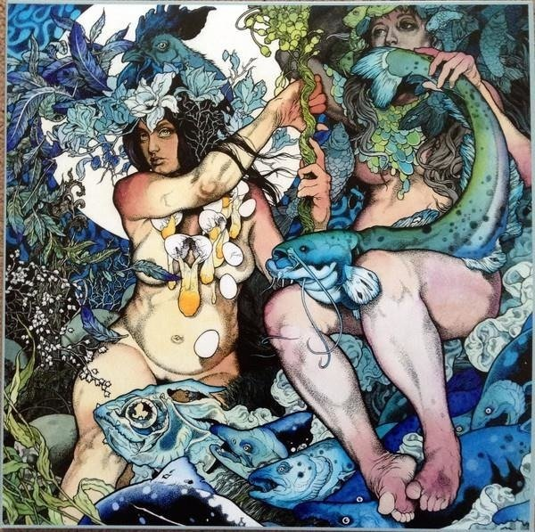 BARONESS Blue Record 2LP