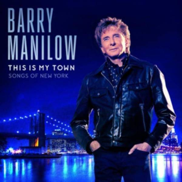 BARRY MANILOW This Is My Town - Songs Of Ny LP