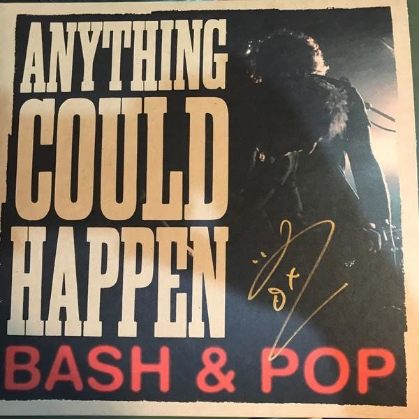BASH & POP Anything Could Happen LP