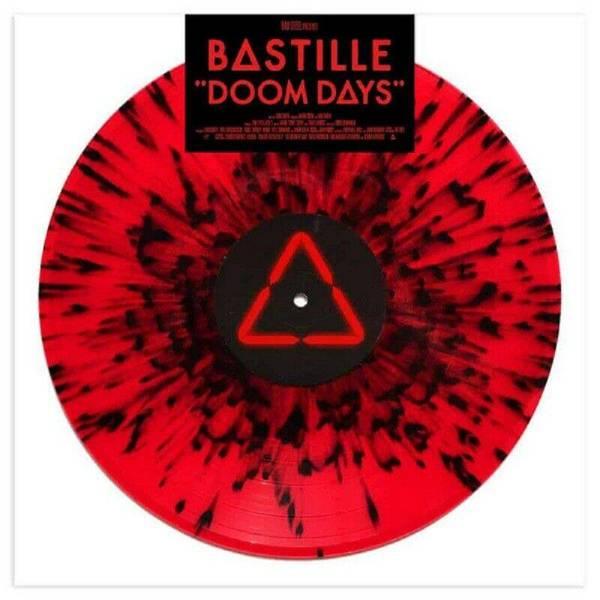 BASTILLE Doom Days (DELUXE) LTD LP