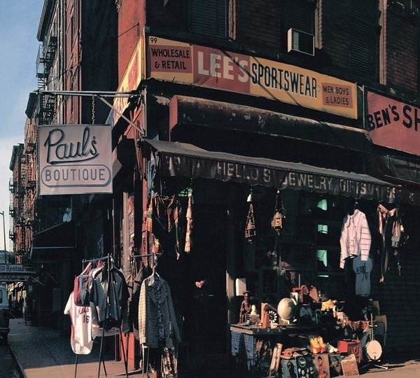 BEASTIE BOYS Paul's Boutique (20TH Anniversary Re-Mastered Edit LP