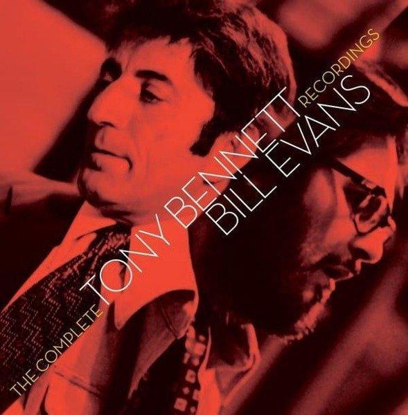 BENNETT/EVANS The Complete Tony Bennett Bill Evans Recordings 4LP