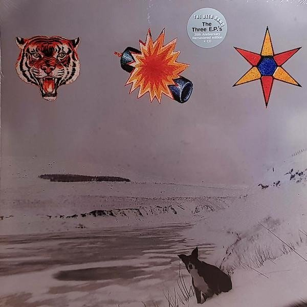 BETA BAND The Three Ep's 2LP+CD