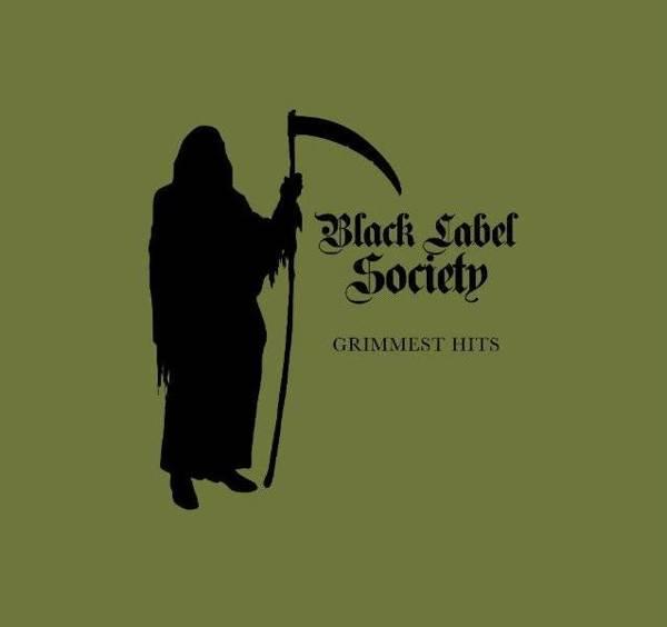 BLACK LABEL SOCIETY Grimmest Hits  2LP
