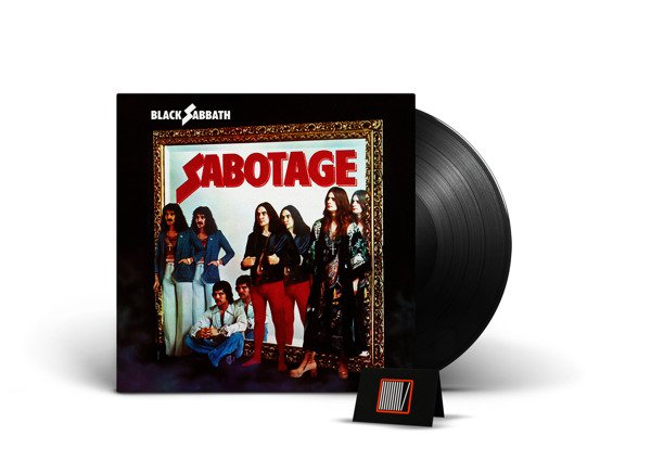 BLACK SABBATH Sabotage LP