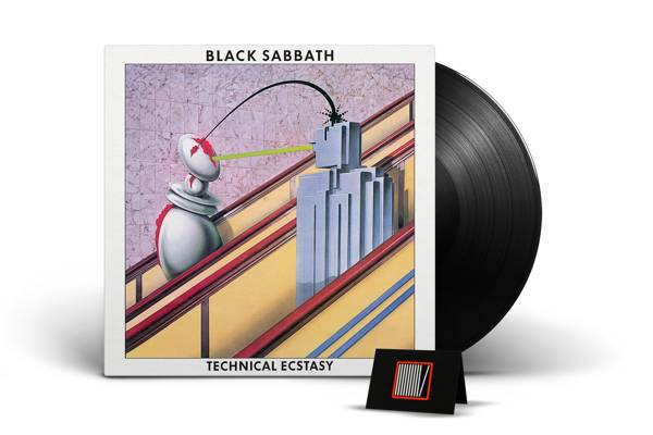 BLACK SABBATH Technical Ecstasy LP