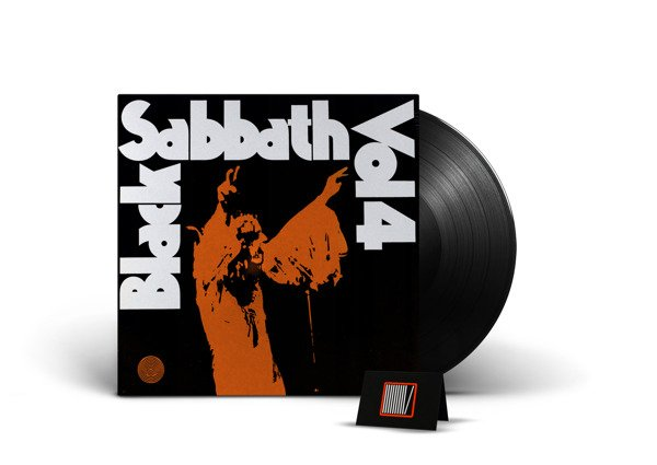 BLACK SABBATH Vol. 4 LP