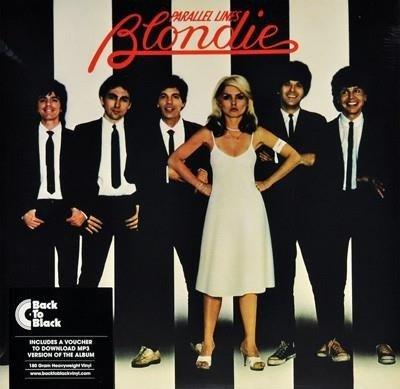 BLONDIE Parallel Lines LP