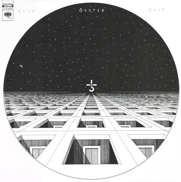 BLUE OYSTER CULT Blue Oyster Cult LP