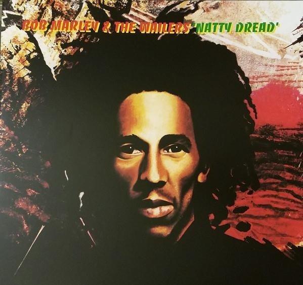 BOB MARLEY & THE WAILERS Natty Dread LP