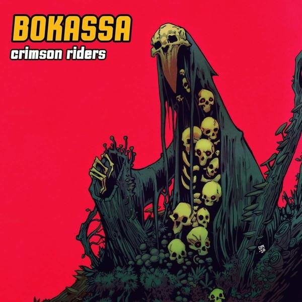 BOKASSA Crimson Riders LP