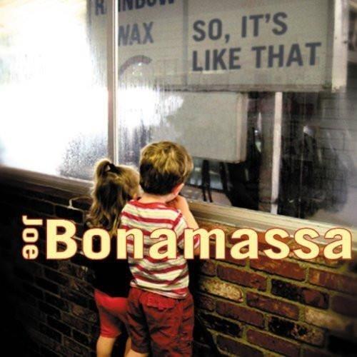 BONAMASSA, JOE So It'S Like That LP