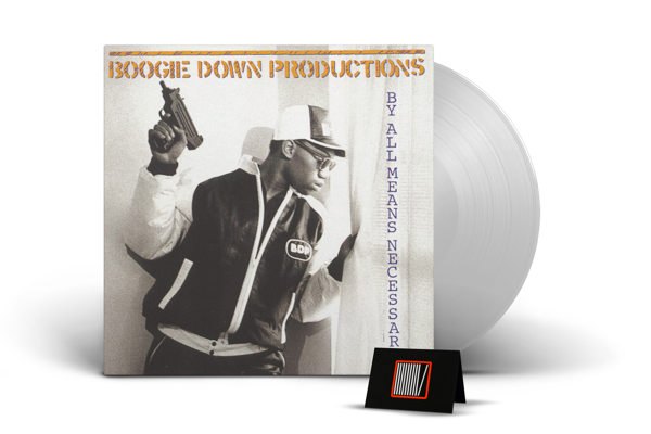 BOOGIE DOWN PRODUCTIONS By All Means Necessary LP