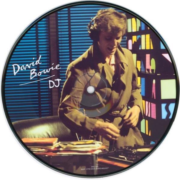 BOWIE, DAVID D.J. VINYL SINGLE