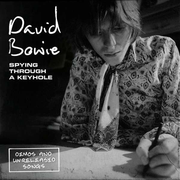 BOWIE, DAVID Spying Through A Keyhole VINYL SINGLE