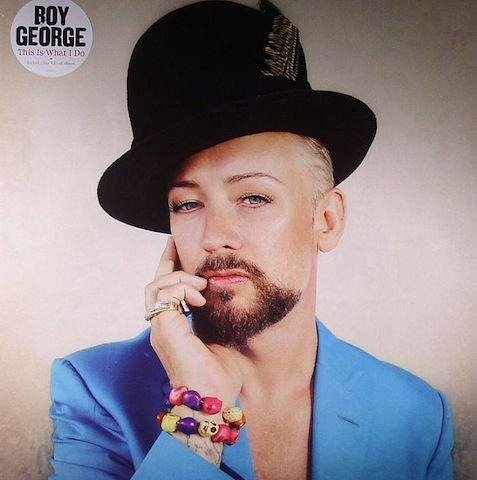 BOY GEORGE This Is What I Do 2LP + CD