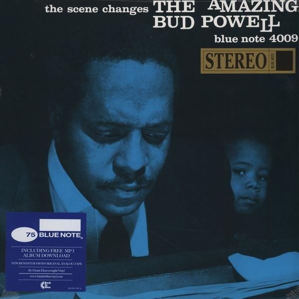 BUD POWELL The Scene Changes LP