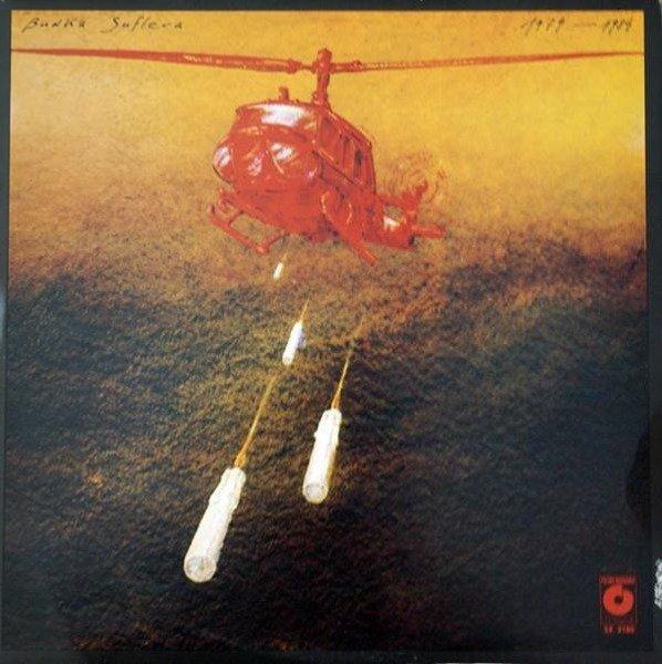 BUDKA SUFLERA Budka Suflera 1974-1984 LP