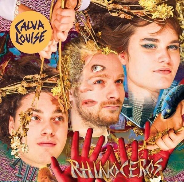 CALVA LOUISE Rhinoceros LP