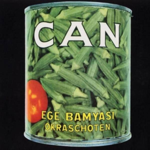 CAN Ege Bamyasi Green Indies LP