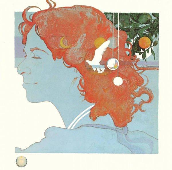 CAROLE KING Simple Things LP
