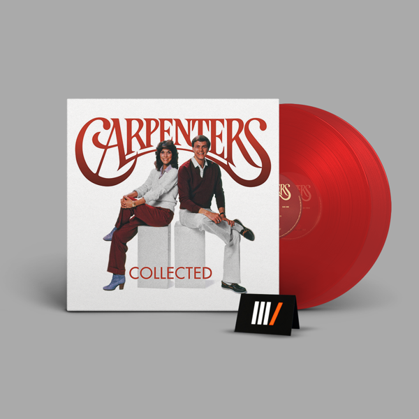 CARPENTERS Collected 2LP RED