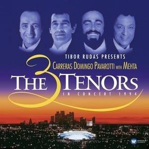 CARRERAS/DOMINGO/PAVAROTTI Three Tenors Concert 1994 2LP